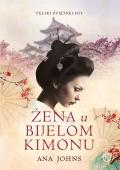 Ana Johns - Žena u bijelom kimonu