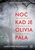 Christina McDonald - Noć kad je Olivia pala